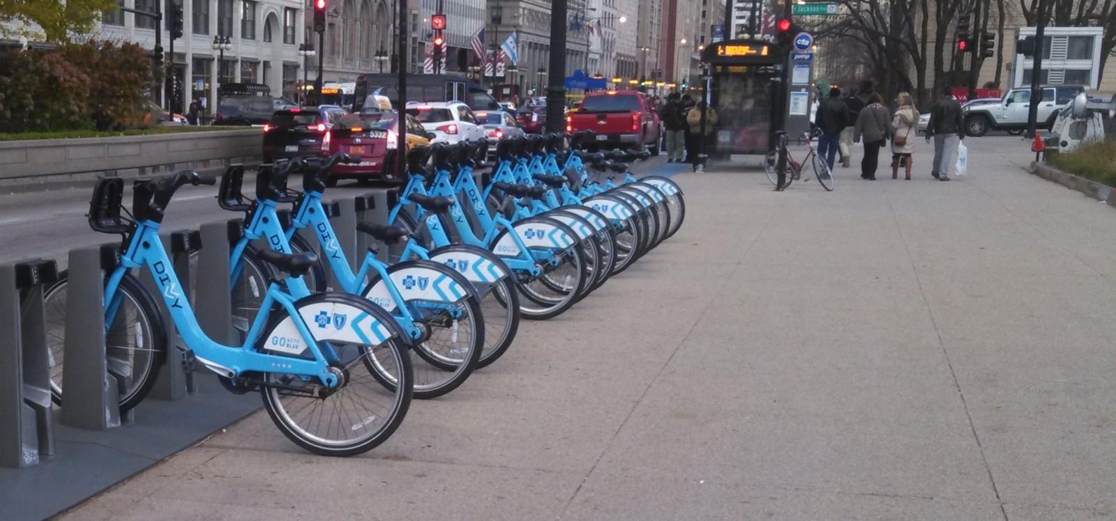 chicago-vélos